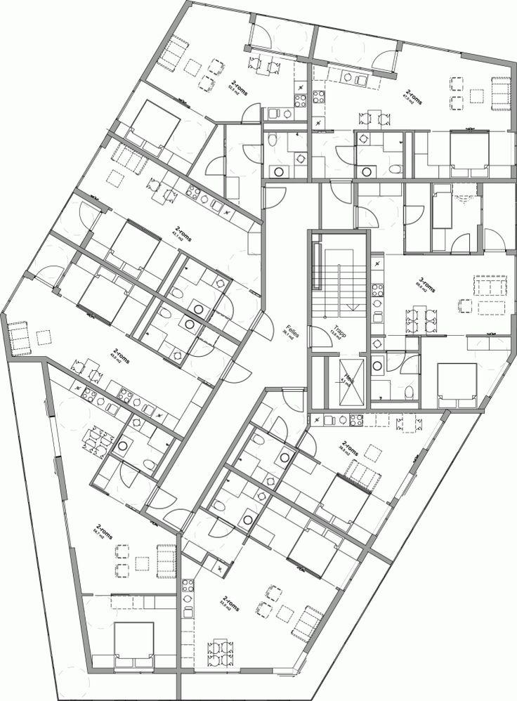 570 best plan intérieur images on Pinterest Floor plans, House