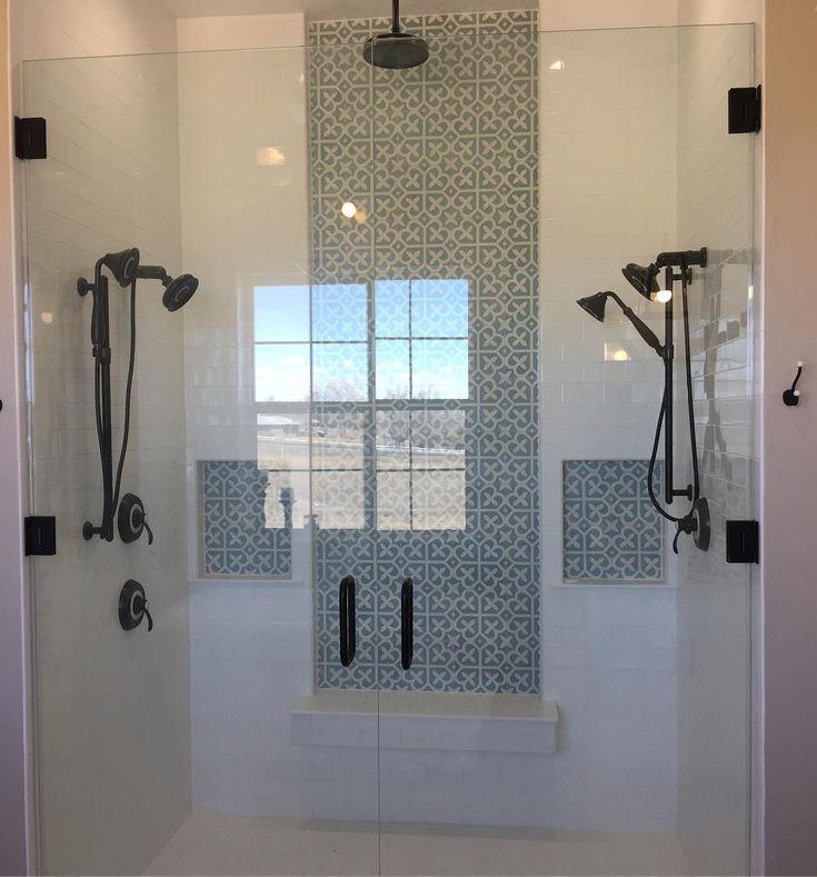 "204 Likes, 10 Comments - Brigitte (@farmhouse_for_6) on Instagram: ""Master Bathroom Part 2."""