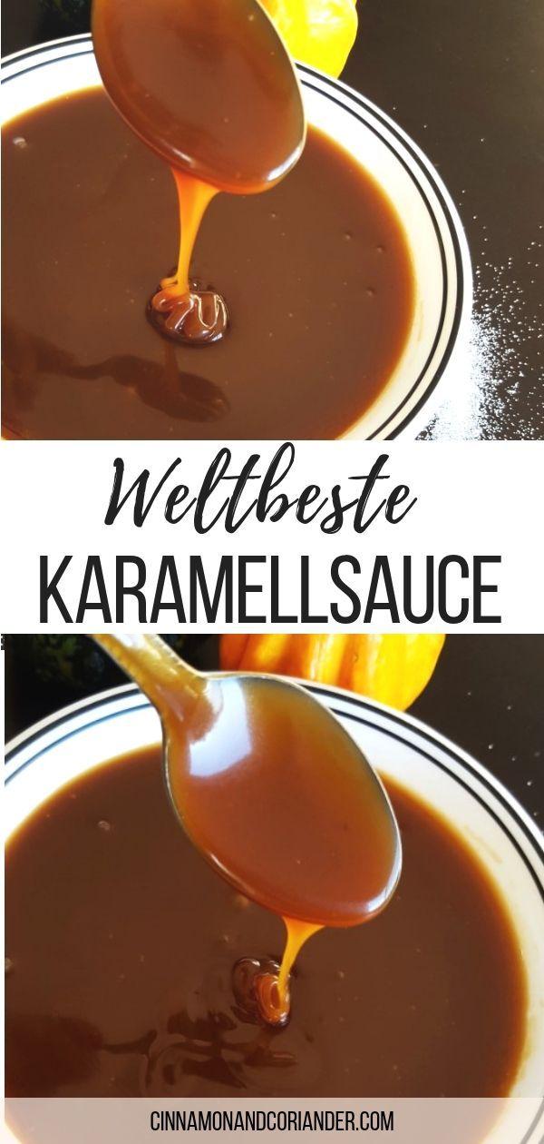 Weltbester Salzkaramell | Das beste Rezept für hausgemachte Karamellsauce – mit …   – Rezepte