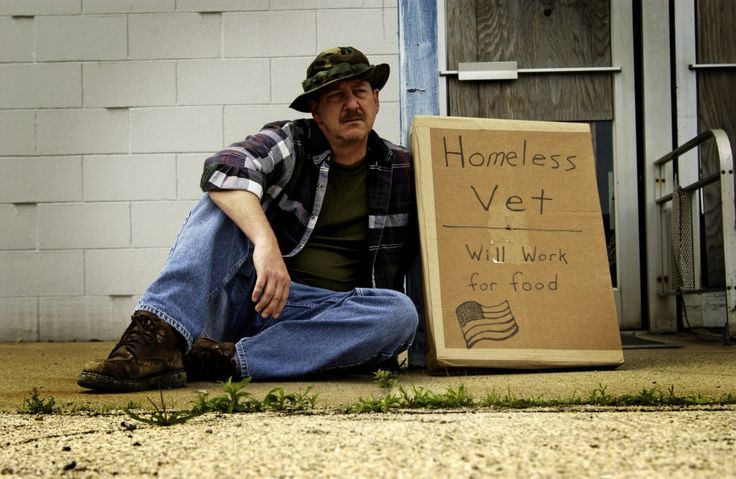 The Shameful Neglect Of America's Homeless Veterans - The issue of homeless veterans is a painful reality for America. America's political establishment is the biggest obstacle in tackling the homeless crisis.