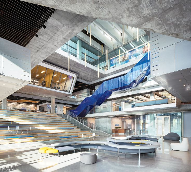 Intuit by Clive Wilkinson Architects and WRNS Studio: 2017 Best of Year Winner for Large Creative/Tech Office