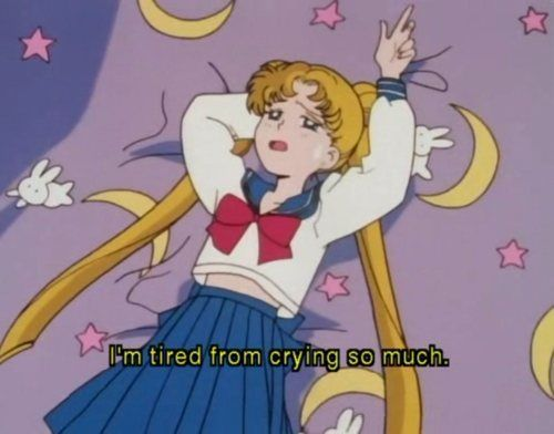 | Pinterset: Rawpoets ✨ |  Sailor Moon
