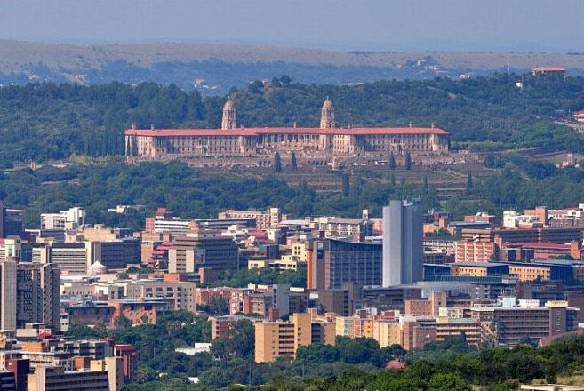 South African port city - Pretoria
