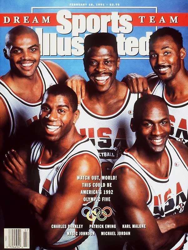 1992 Dream Team!! OG!