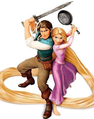 Princesas Disney: Nueva imagen promocional de Enredados