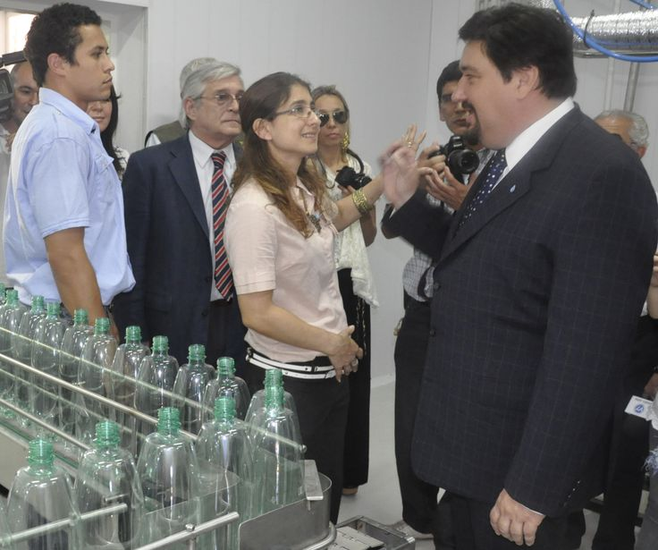 """Inauguración Planta de envasado """"San Javier"""" V"""