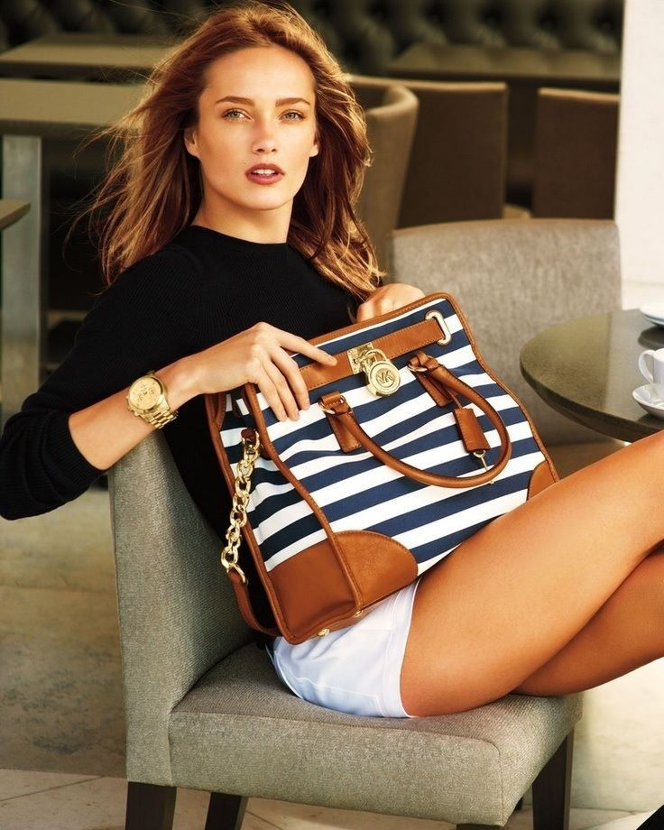 The classic Michael Kors bag wont be out of fashion