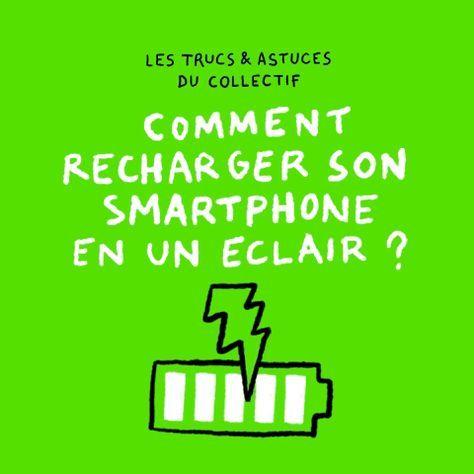 Comment recharger son #smartphone en un éclair ? Découvrez tous nos trucs et astuces http://lecollectif.orange.fr/trucs-et-astuces/comment-declencher-une-photo-a-distance/