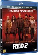Red 2 - Blu-ray - Film - Elgiganten