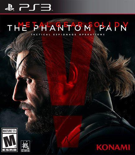 Metal Gear Solid V: The Phantom Pain - PlayStation 3, Multi