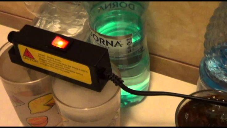 Un potential pericol pentru sanatatea oamenilor  apa plata