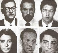 Efemérides de Madrid. 24 de enero. 1977.- Son asesinados en su despacho de la calle Atocha un grupo de abogados vinculados con Comisiones Obreras y el PCE. El acto terrorista lo realizaron miembros de la extrema derecha.