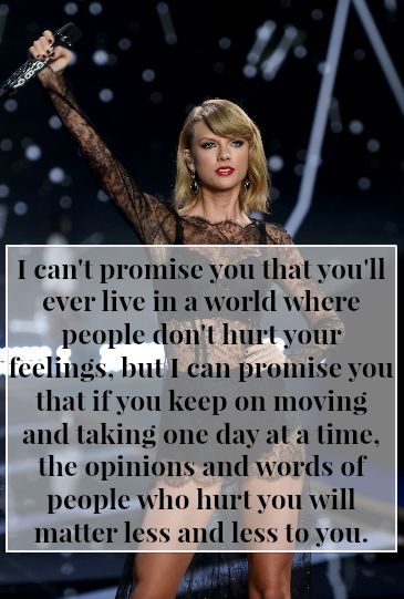 When she gave endless inspiring advice to Swifties on Instagram: | 21 Times Taylor Swift Proved She Has A Heart Of Gold