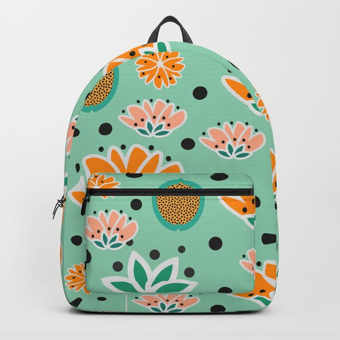 Designing our premium Backpacks is a meticulous process, as Artists have to lay out their artwork on each component. One size fits all men and women, with heavy-duty construction that's able to handle the heavy lifting for all your school and travel needs.  #S6GTP