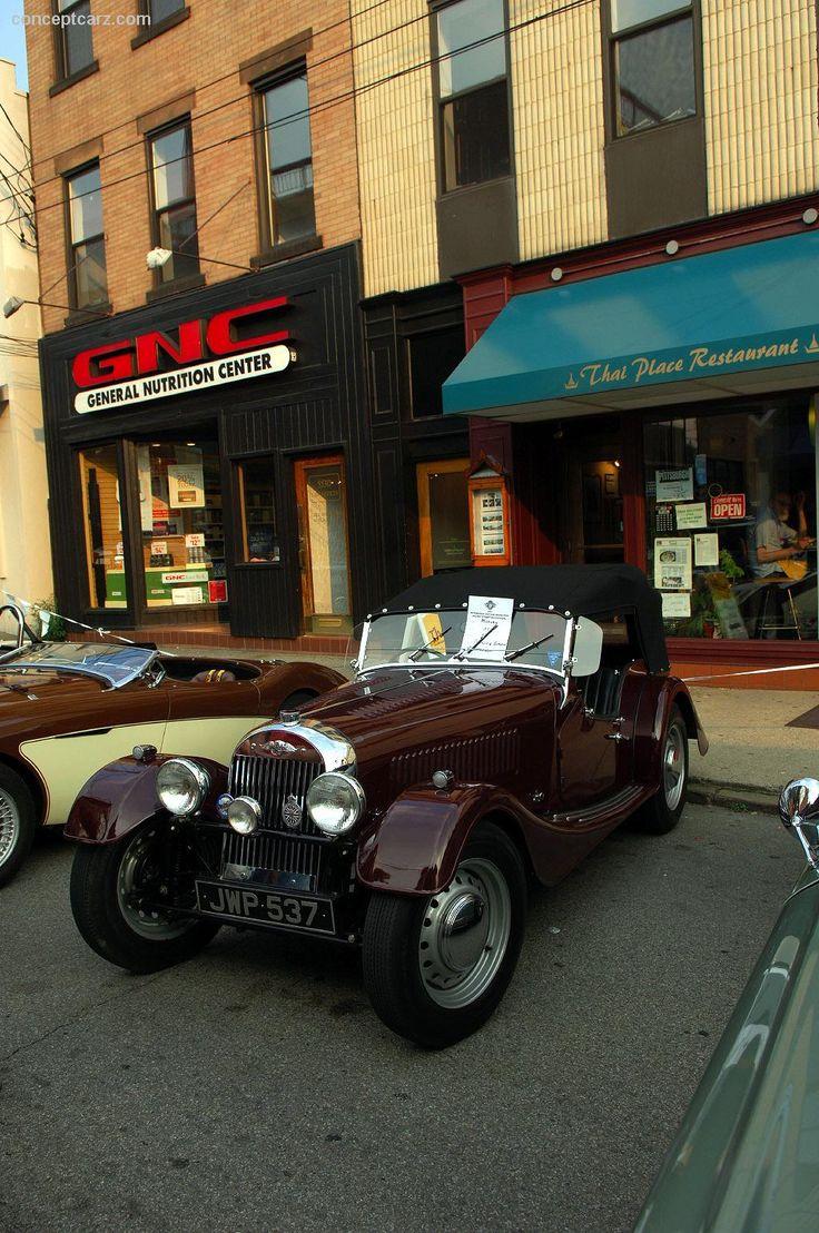 1954 morgan plus four 4 plus 4 conceptcarz com