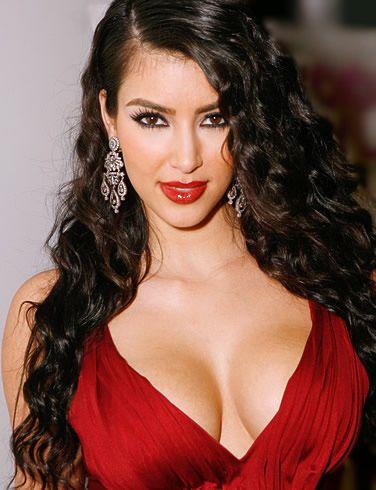 kim kardashian | Does Kim Kardashian Have Breast Implants ?