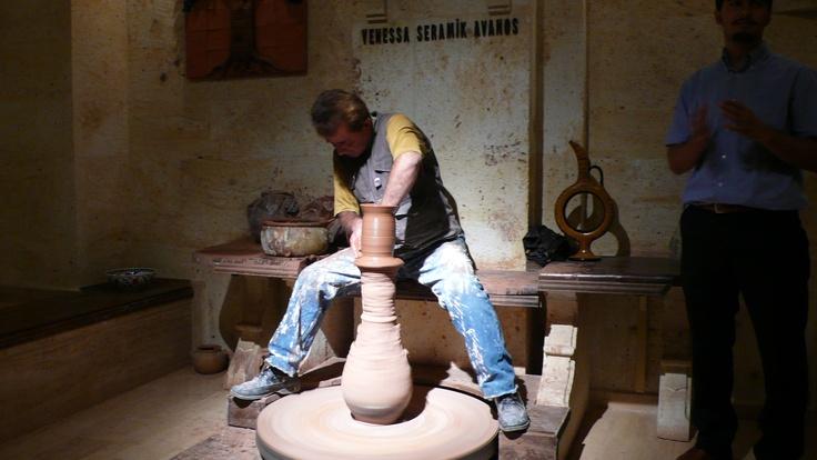turkish potter