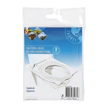 Toilet seat covers  - 10 stuks