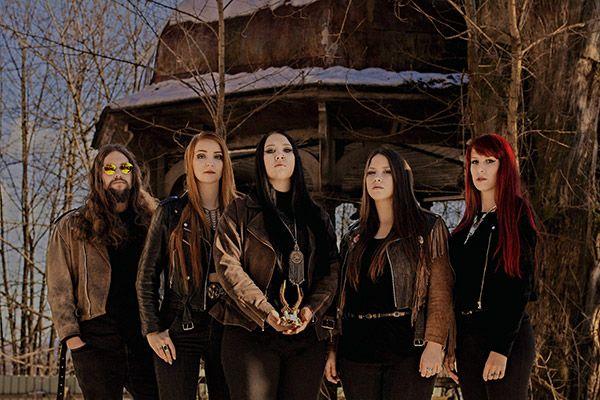 Mist, ženski doom metal made in SLO | Kiosk HmHm