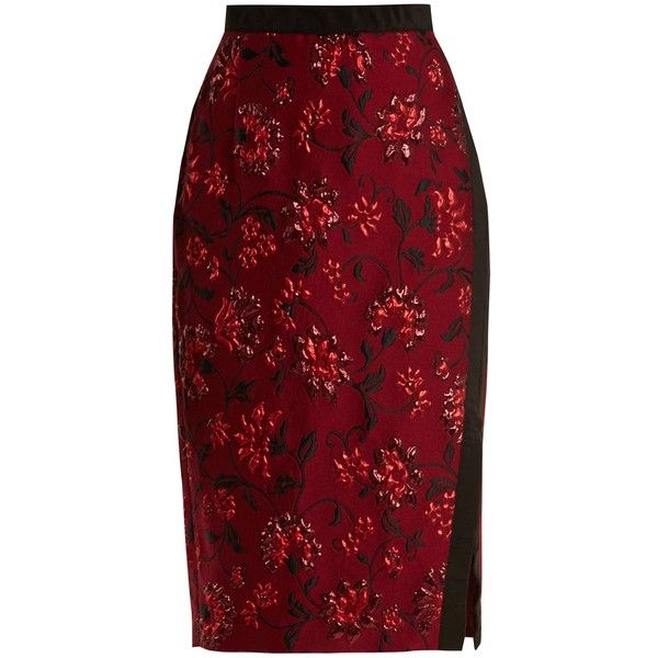 Best 25  Red pencil skirts ideas only on Pinterest   Red pencil ...