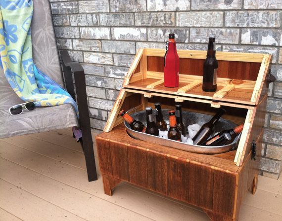 17 Best Images About Deck Cooler On Pinterest Wooden