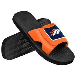 Denver Broncos NFL Men's Shower Slide Flip Flops