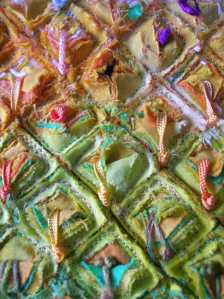 80 best Ann Small textile artist images on Pinterest ...
