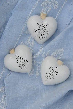 Lavendel hearts...
