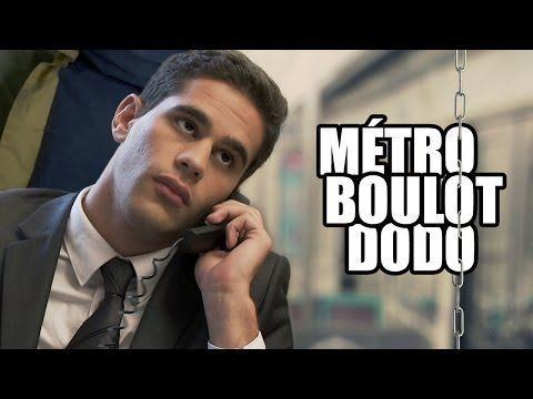 METRO BOULOT DODO - Aurélien Lehmann - YouTube