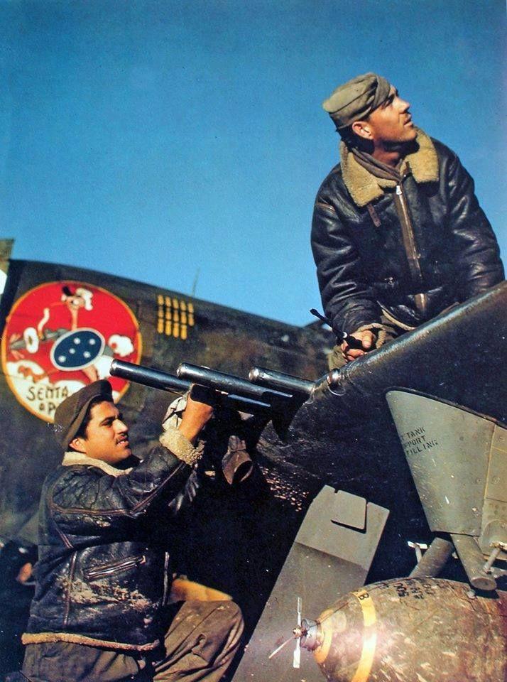 "Italy 1944-Brazilian Air Force 1st Fighter Squadron/ P-47 ""SENTA A PUA """