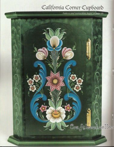 Rosemaling Rogaland Style - Judy Alsever - OOP