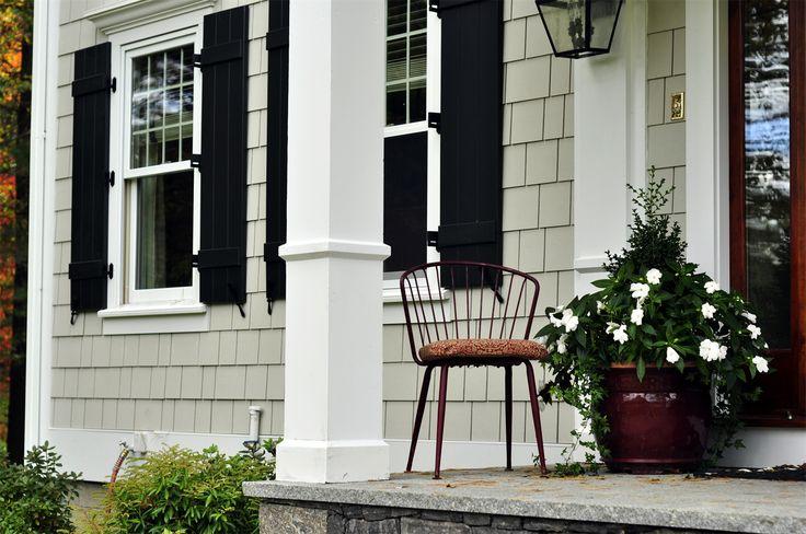 25 best ideas about james hardie on pinterest hardy for Cobblestone shutters