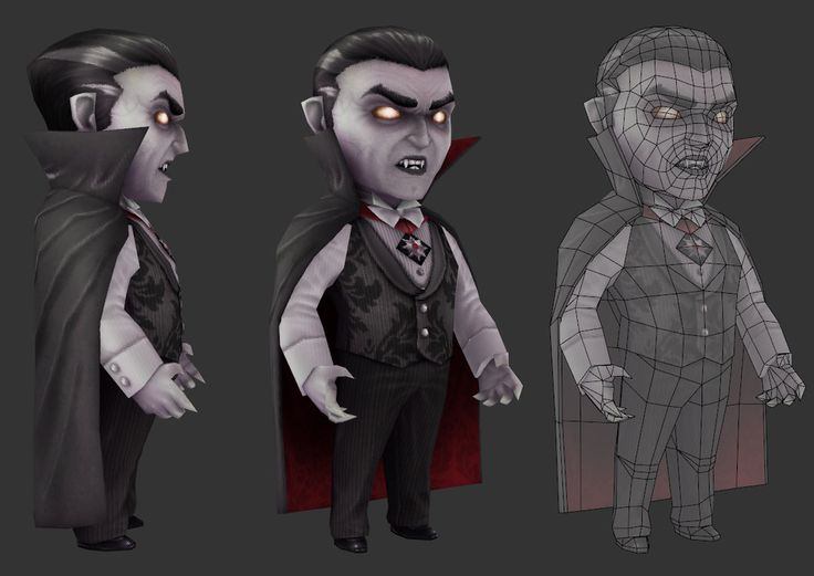 Dracula by DuncanFraser on deviantART
