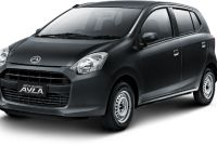 Harga Daihatsu Ayla Terbaru Maret 2017