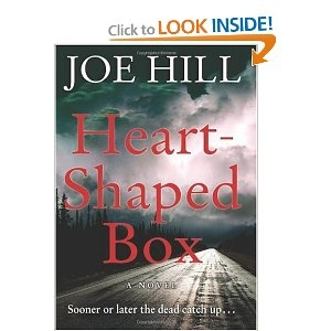 26 best cybersecurity pro reading list images on pinterest rick heart shaped box is scary aging rock star jude coyne buys a heart shaped box from an internet website because the box contains a ghost fandeluxe Choice Image