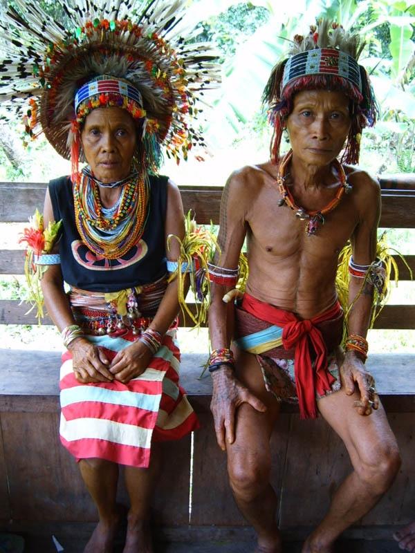 Mentawai Couples