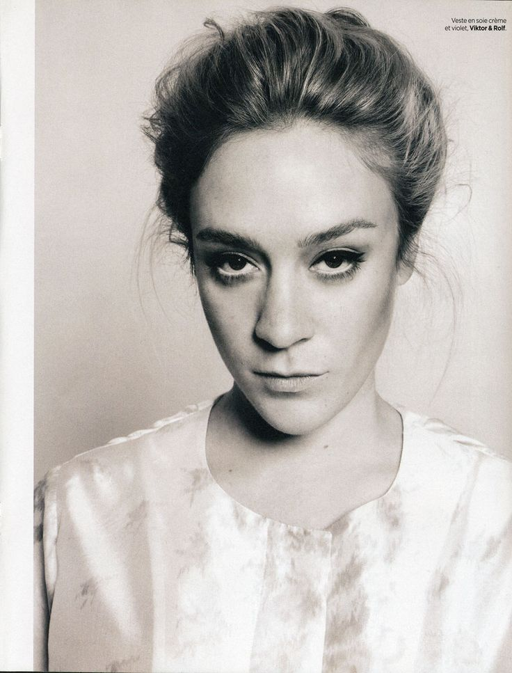 Chloe Sevigny - love the eyes and shadow highlighting cheek bones