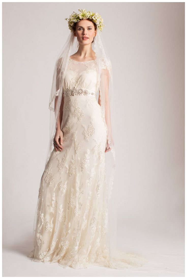 Wedding dress from the Temperley Bridal Spring