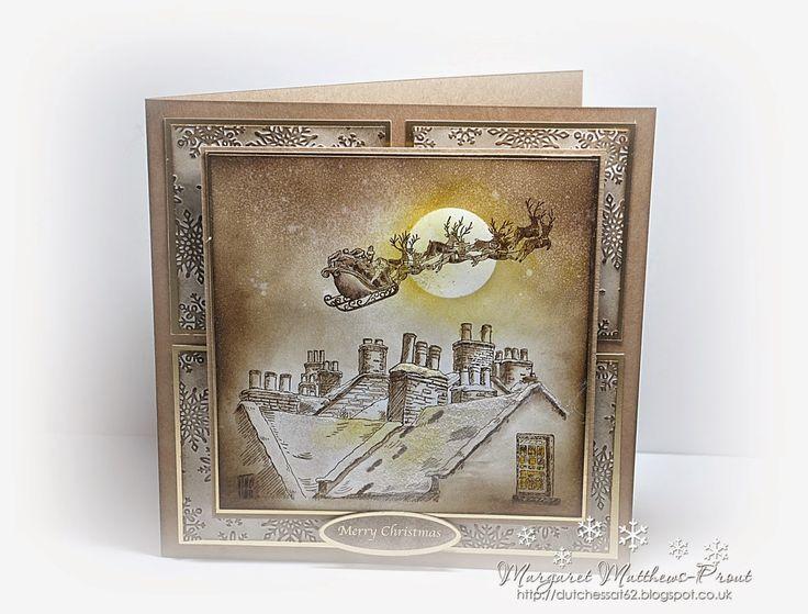 Sheena Douglass Christmas stamps...