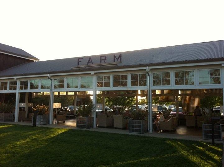16 best sonoma california images on pinterest sonoma for The farm restaurant napa
