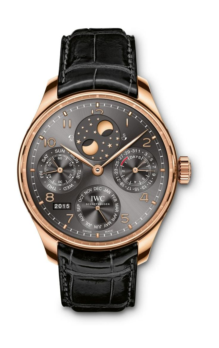 IWC Portugieser Perpetual Calendar Double Moonphase