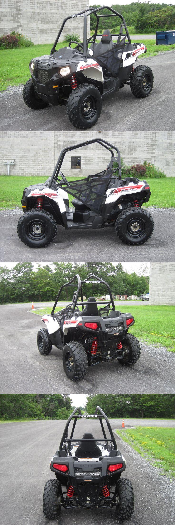 Power Sports ATVs UTVs: 2014 Polaris Sportsman Ace Pro-Star Utv 4X4 Cheap Ship Low Mi Atv Xp 570 Razor R -> BUY IT NOW ONLY: $2060 on eBay!