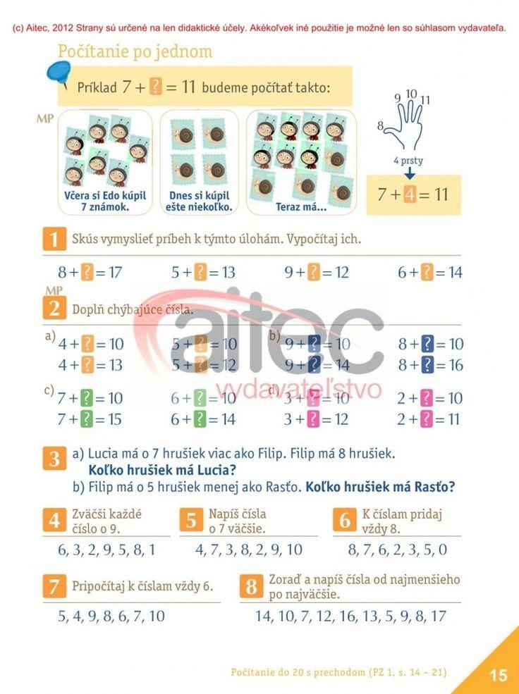 Matematika 2 pre prvý stupeň ZŠ – učebnica   AITEC vydavateľstvo