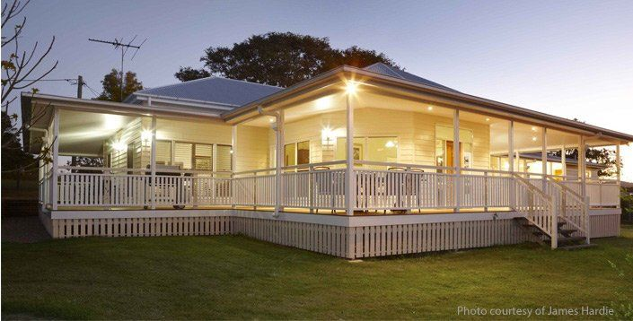 Queenslander house queenslander house plans queenslander for Queenslander floor plans