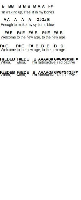 radioactive bastille lyrics