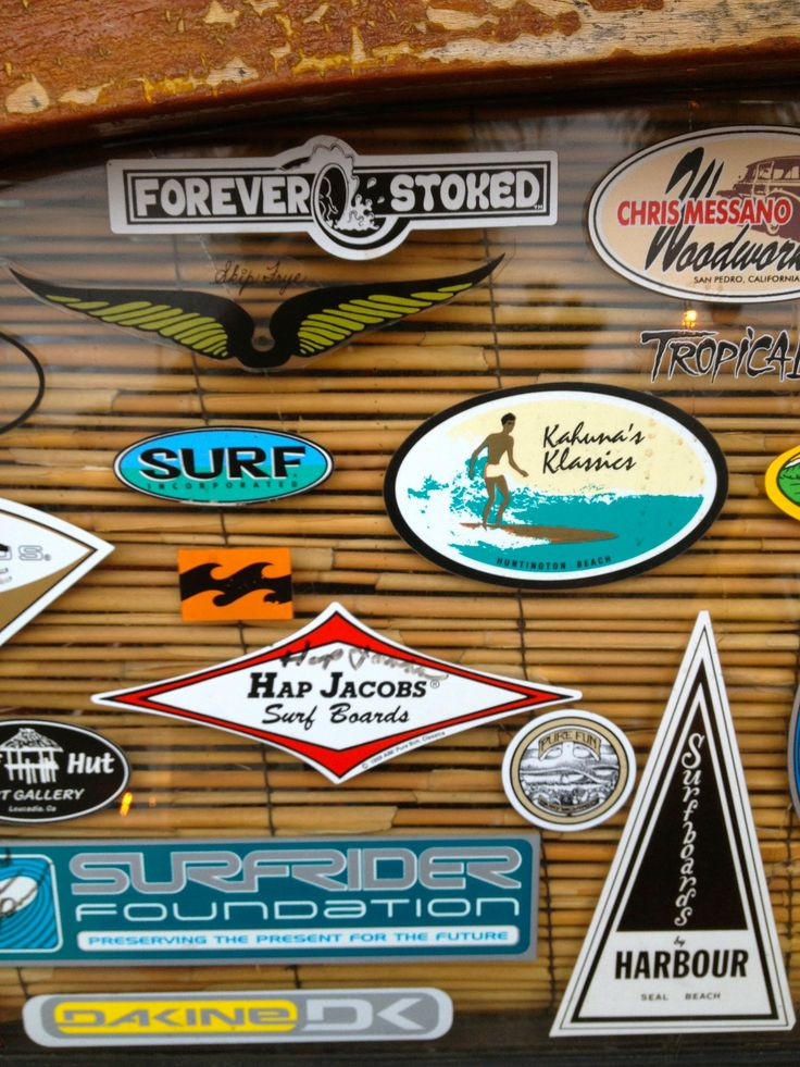 Sept 2013 encinitas classic car nights surf stickers hotrods classic