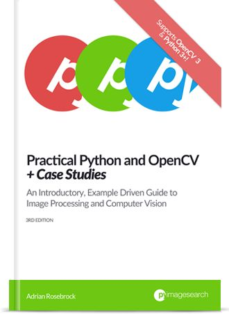 Practical Python and OpenCV: An Introductory, Example Driven Guide to Image Processing and Computer Vision