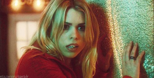 sherlockianfromgallifrey: Rose was so shocked the first time she saw 10 because she could've sworn she'd seen that face before.
