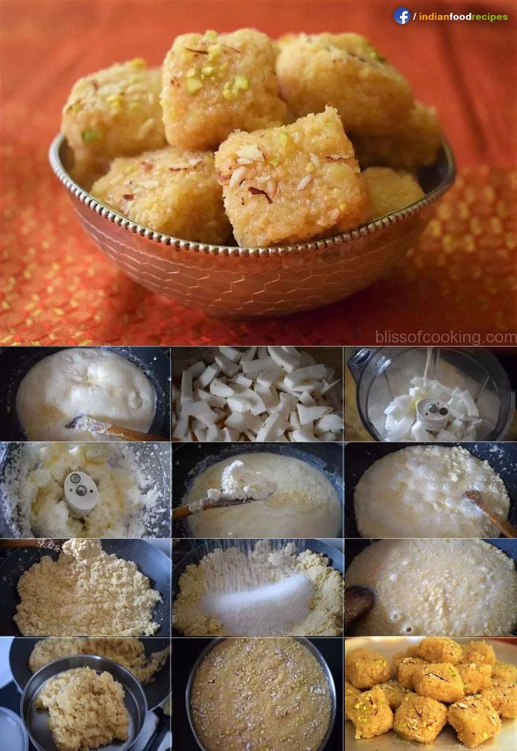 Nariyal Ki Barfi (Coconut Fudge) – Full cream milk recipe step by step.  Nariyal Ki Barfi (Coconut Fudge) is a very simple sweet to make. This recipe does not call for khoya (thickened milk) or milkmaid. I have used full cream milk with fresh grated coconut. I always make this as Prasad during Navratri and offer to Puja.