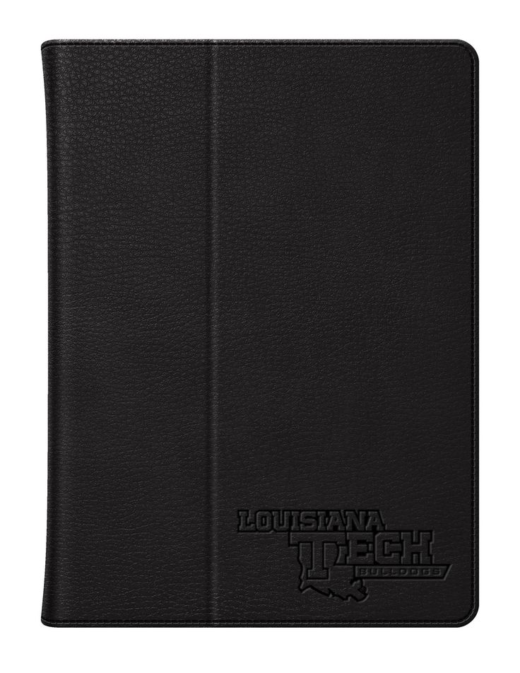 iPad Air Leather Folio Case Louisiana Tech University